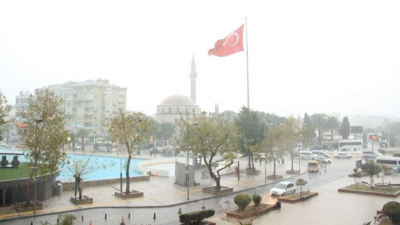 Aydın'a yağış müjdesi