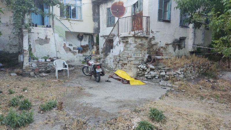 Aydın'da bir kişi ölü bulundu
