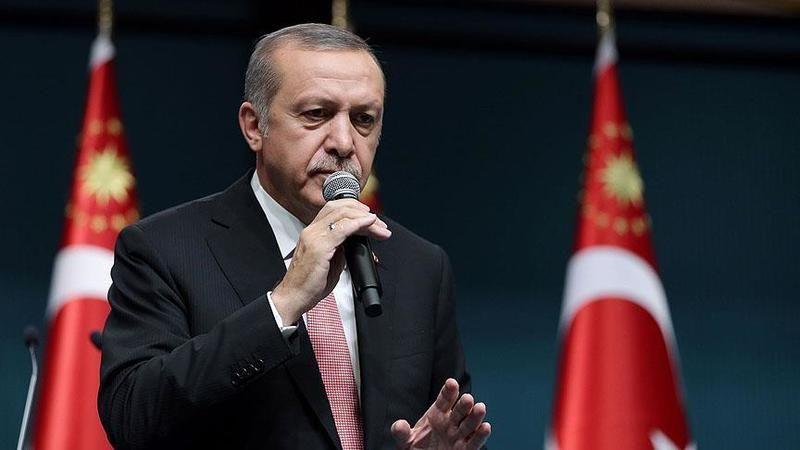 Erdoğan'dan müjde! İlk defa söyleyeceğim