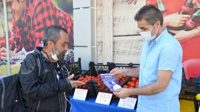 Aydın'da sinema ve dizi oyuncusu Volkan Baş muhtarlığa aday oldu