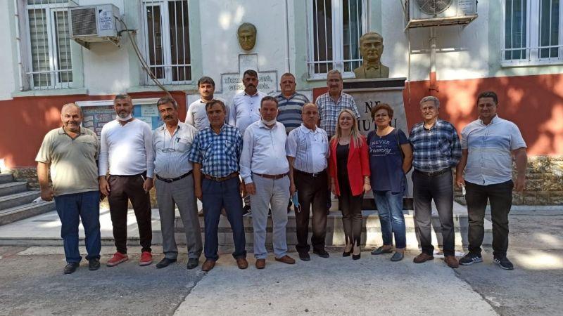 Nazilli'de Altıntaş Mahalle Muhtarlığı'na Bahar Beşer Seçildi