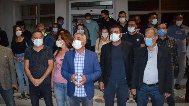 Didim Belediye Başkanı Atabay ve avukatı saldırıya uğradı