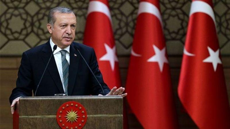 Cumhurbaşkanı Erdoğan alınan kararları açıklıyor
