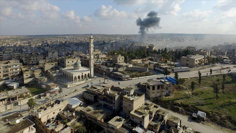 Aydınlı sağlıkçılar İdlib'te yaralandı
