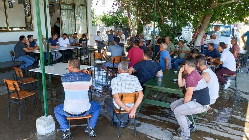 Büyükşehir bürokratları 240 mahalleyi ziyaret etti