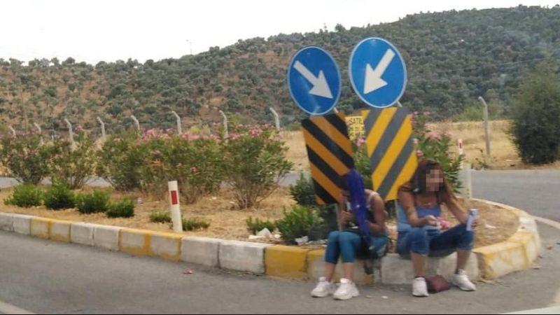 Aydın'da hayat kadınlarını ne korona ne de cezalar durduramıyor