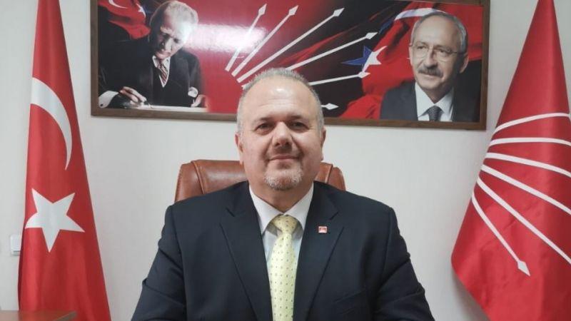 CHP Nazilli'de yeni başkan Alptekin