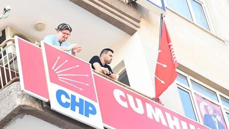Nazilli'de İnce'yi alkışlayan CHP'li genç affedilmedi