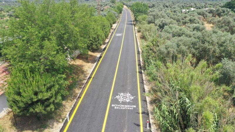 Başkan Çerçioğlu: Yüzlerce kilometre daha yol yapacağız