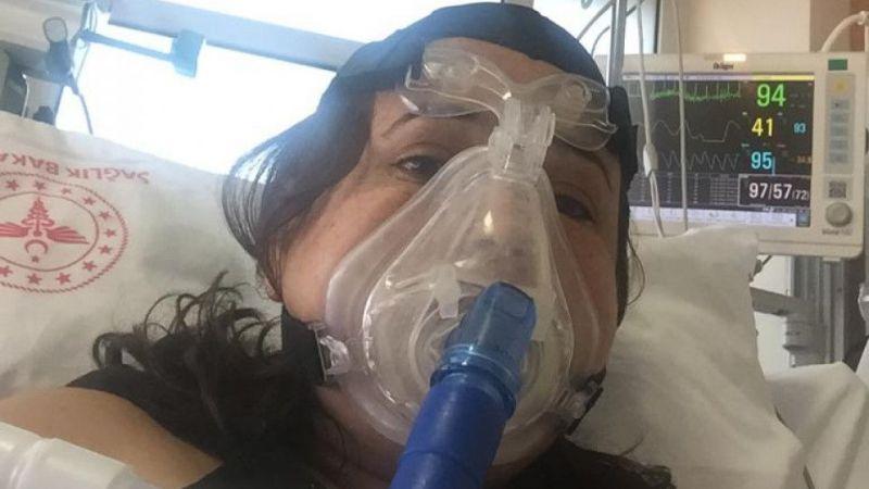 Koronavirüsle 222 gün savaştı! Nazillili Züleyha hemşire işine döndü