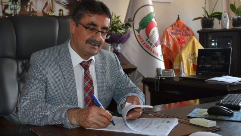 İnal'ın istifasının ardından Karacasu'da yeni başkanı o isim belirleyecek