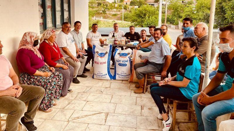 'Büyükşehir Sahada' uygulaması devam ediyor