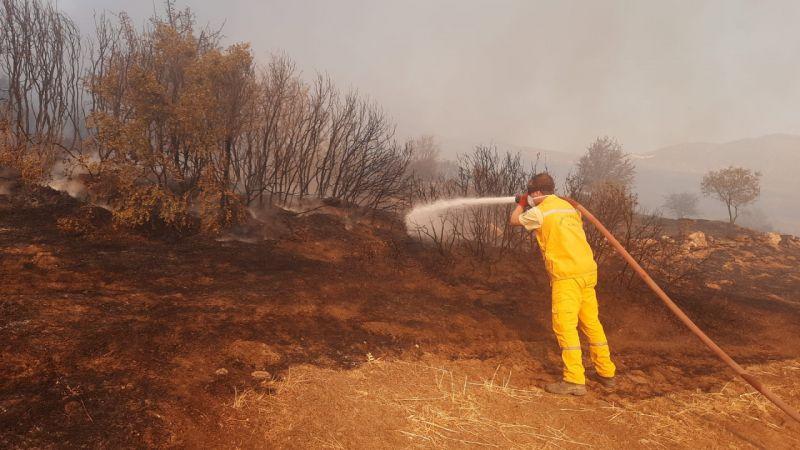 Nazilli'de büyük yangın!