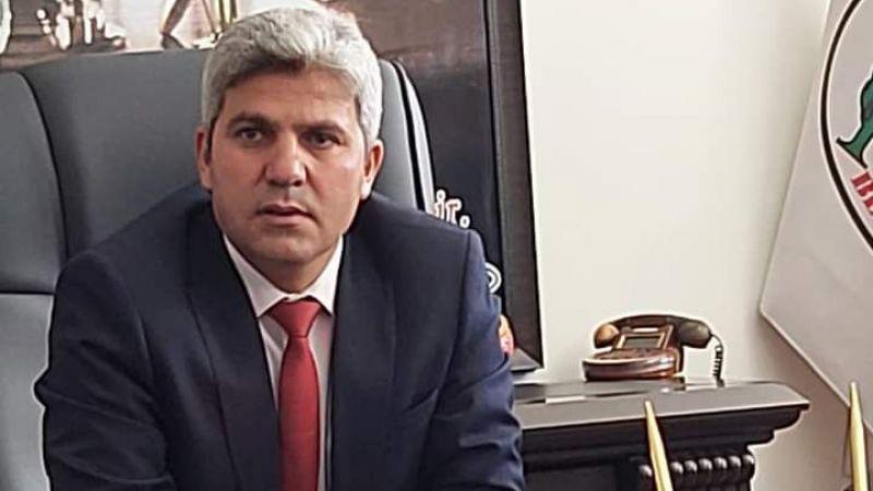 Karacasu'da başkan Erikmen