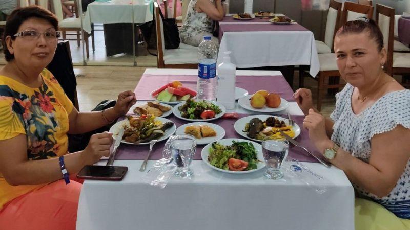 Aydın'da sağlık çalışanları için moral etkinliği düzenlendi