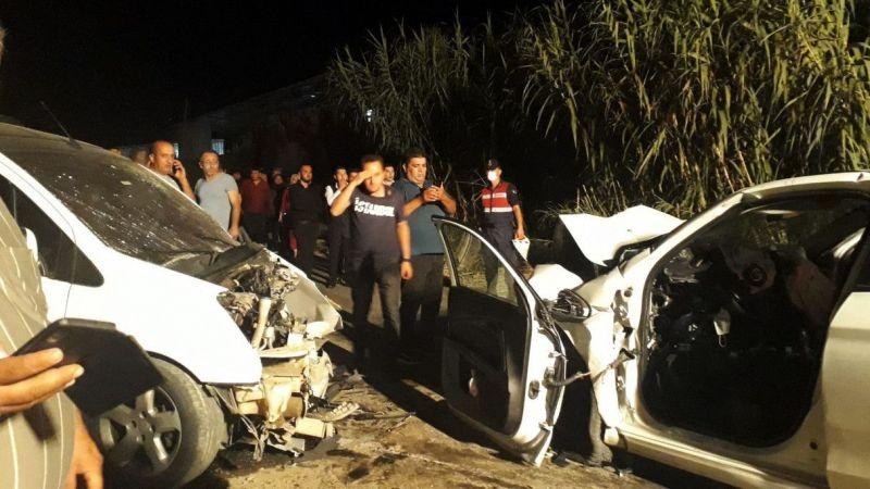 Aydın'da trafik kazası: 1 ölü, 7 yaralı