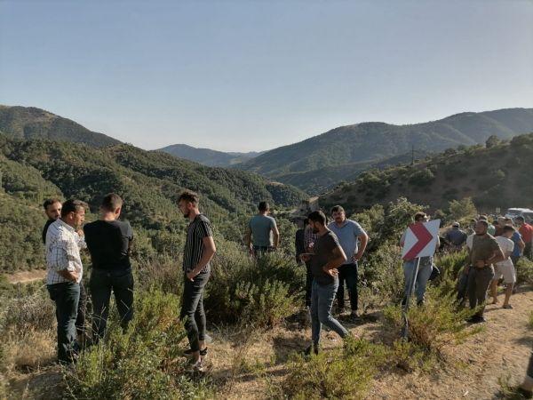 Aydın'da otomobil şarampole devrildi: 1 ölü, 2 yaralı