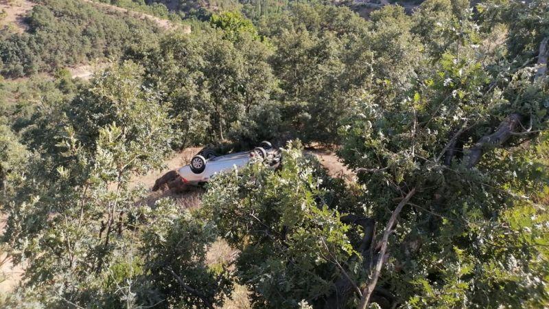 Nazilli'de trafik kazası; 1 ölü, 2 yaralı