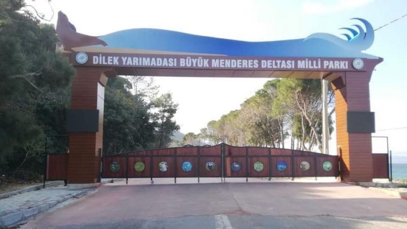 Aydın'dan son dakika! Milli Park ziyaretçi girişine kapatıldı