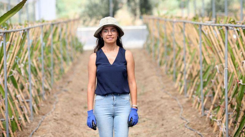 Aydın'da bir kadının başarı hikayesi