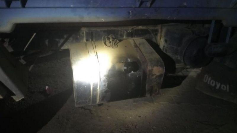 İzmir'de trafik kazası : 1 ölü
