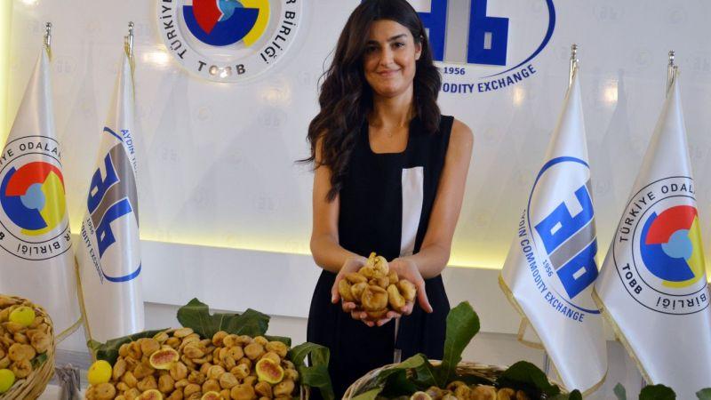 Aydın'da sezonun ilk kuru inciri kilosu 250 liradan satıldı