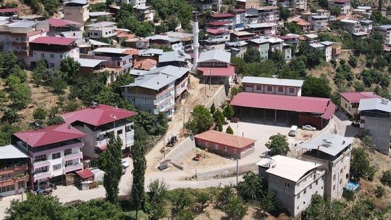 Nazilli Belediyesi'nin kırsalda hizmet atağı sürüyor