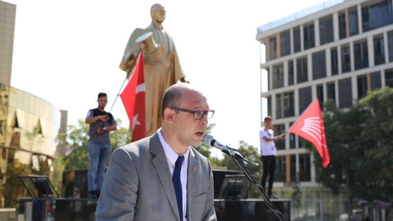 Başkan Mersin'den Vali Aksoy'a çağrı