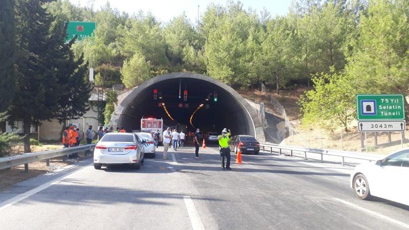 Aydın'da kaza: 4 kişi öldü