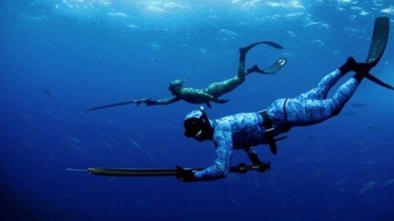 Balık avında kalbine zıpkın saplandı