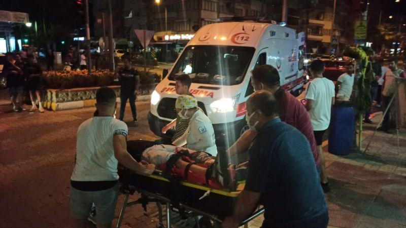 Nazilli'de pompalı tüfekle kavga: 1'i bebek 3 kişi yaralandı