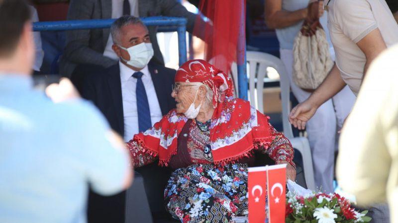 Aydın'ın düşman işgalinden kurtuluşunun 99. yıl dönümü törenle kutlandı