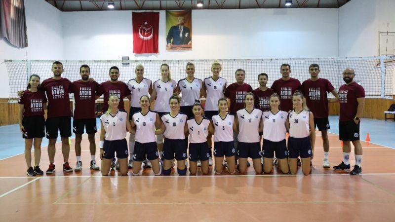Aydın Büyükşehir Belediyespor, Kadınlar Balkan Kupası'nda iddialı