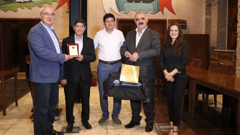 Başkan Özcan Ahilik Haftası'nı kutladı