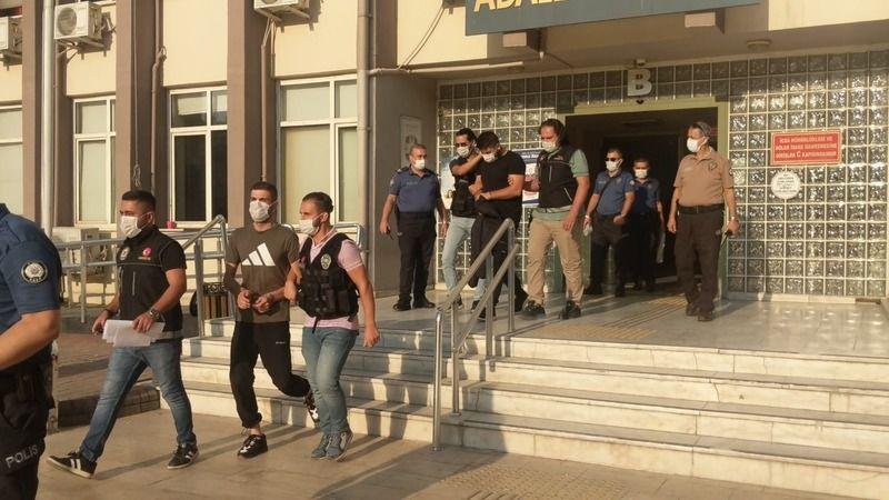 Aydın'da 2 kilogram sentetik uyuşturucu ele geçirildi