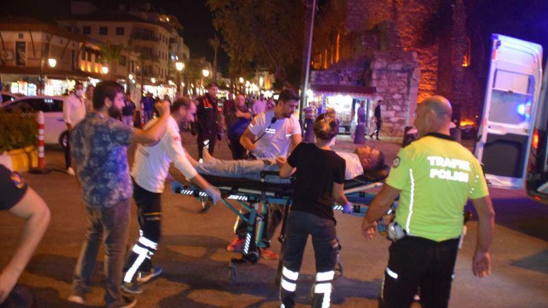 Aydın'da silahlı kavgada 5 kişi yaralandı