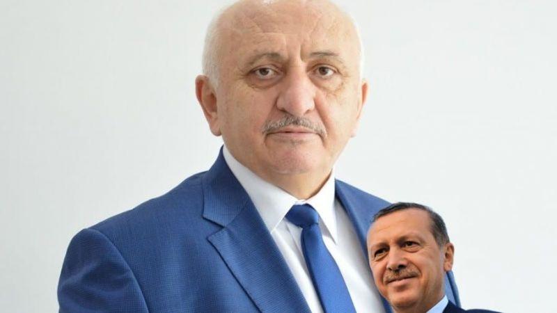 AK Partili başkan Kovid-19'a yenildi