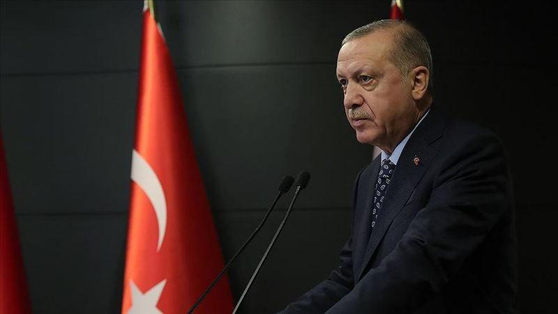 Erdoğan: Gezi Parkı'nın bir başka versiyonu