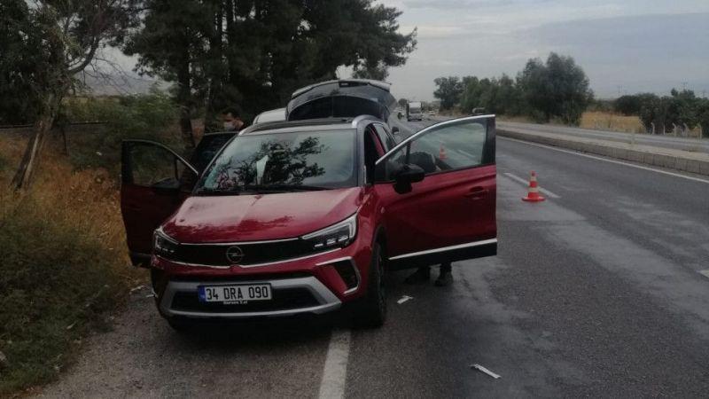 Aydın'da çalıntı otomobille kaçan zanlı kovalamaca sonucu yakalandı