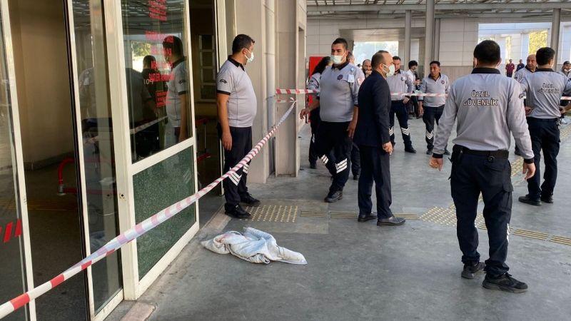 Nazilli'de ortalık karıştı! Polis silahıyla polisi vurdu!