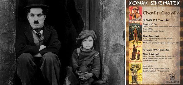 Konak'ta Charlie Chaplin günleri