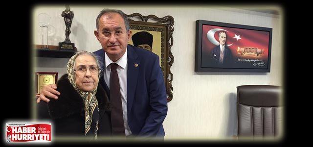 Atila Sertel'in annesi Cemalile Sertel yaşamını yitirdi