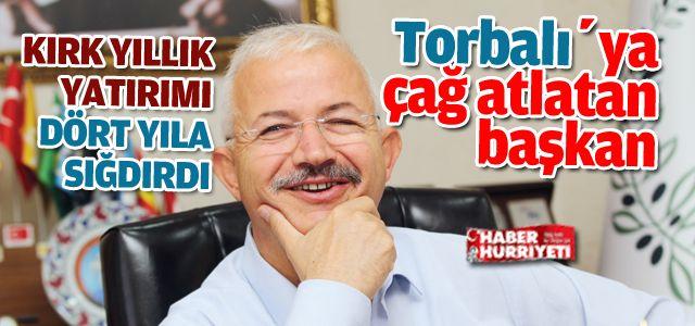 torbalı belediye başkanı