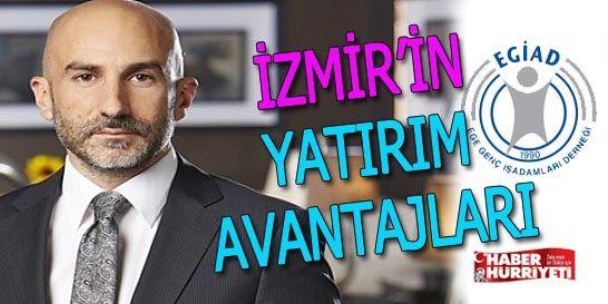İzmir'in avantajları