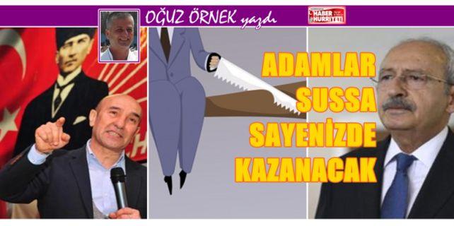 Üzerinden Haza İzmir beyefendiliği akan Karadenizli vatandaşın dediği gibi;Ne de olsa sosyal demokratın, soysal demokrata ettiğini kimse etmiyor.