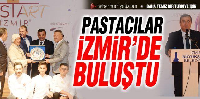 PASTACILAR İZMİR'DE BULUŞTU