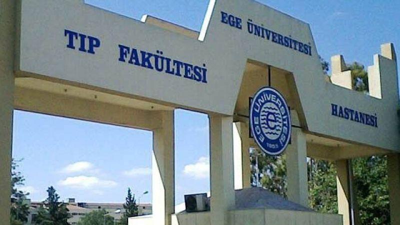 Ege Üniversitesi Tıp Fakültesi için sözleşmeli personel alacak