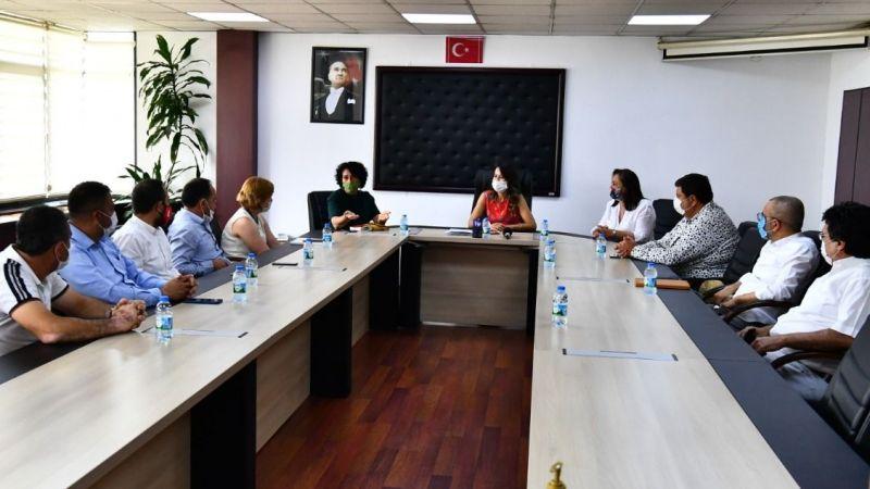 İzmir'de kooperatifler el ele verdi