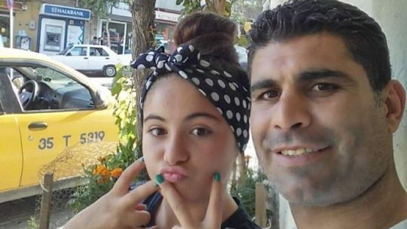 Yanan araçta baba ve kızı öldü