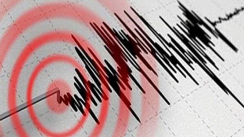 Kuşadası'nda 4.8 büyüklüğünde deprem